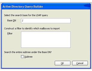Using the ZCS Migration Wizard